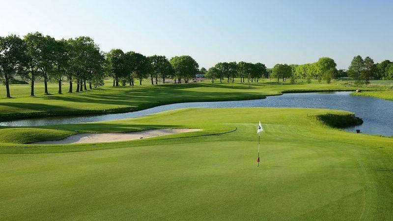 Golfplatz in Glinde