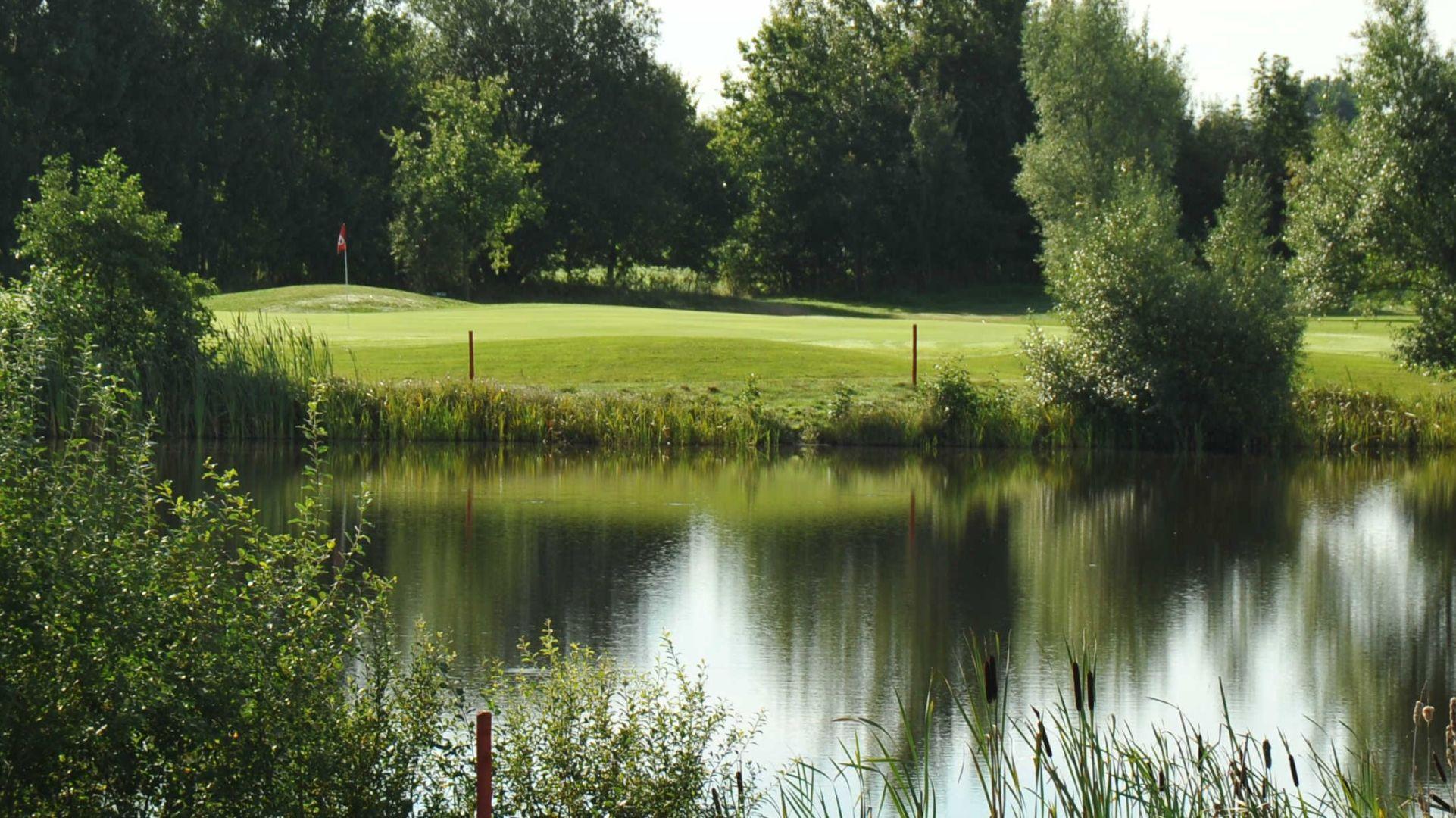 Golfplatz in Bad Bramstedt
