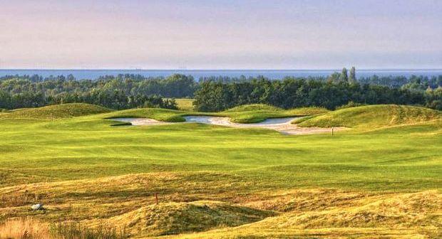 Golfplatz in Wittenbeck