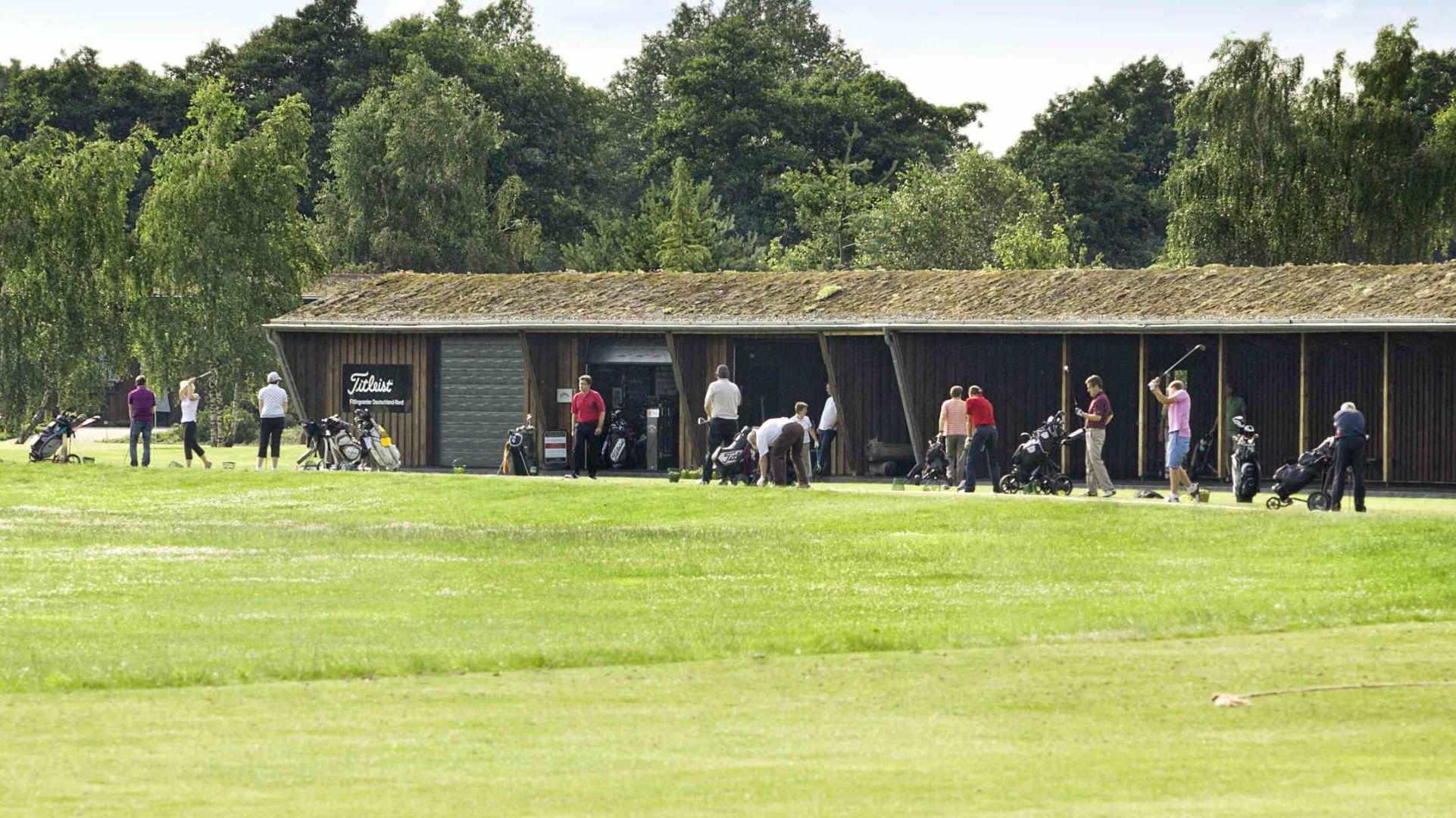Golfplatz in Winsen/Luhe
