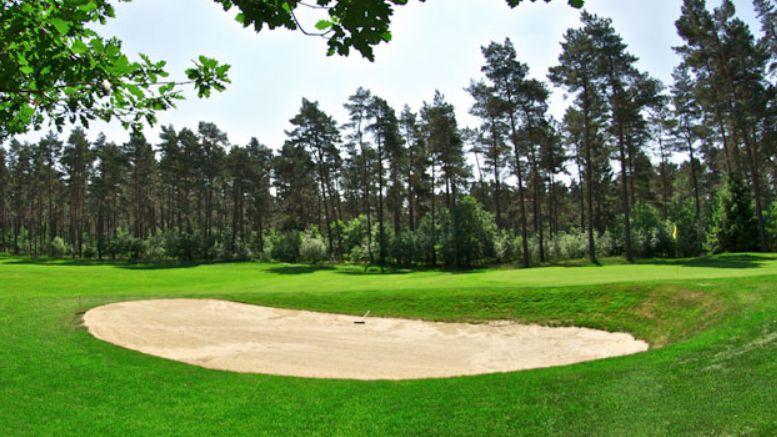 Golfplatz in Vollersode