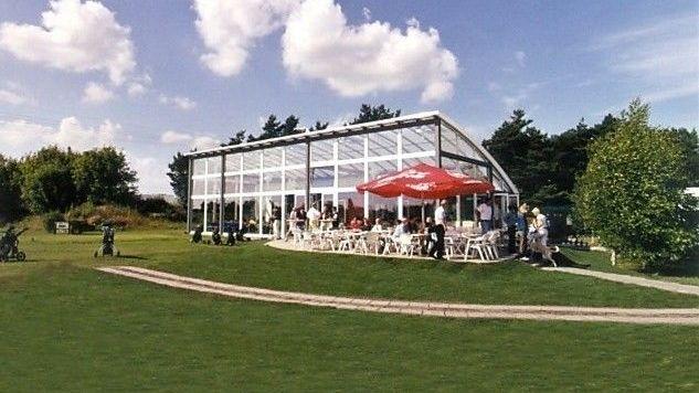Golfplatz in Mahlow