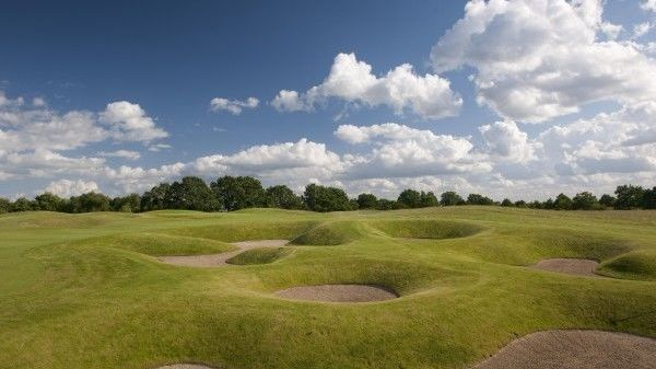 Golfplatz in Wilkendorf