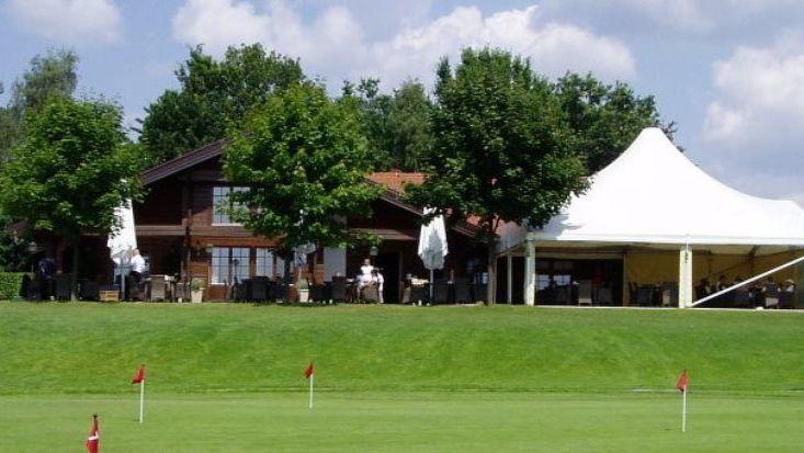 Golfplatz in Ullersdorf