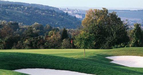 Golfplatz in Würzburg