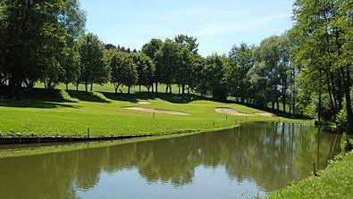 Golfplatz in Grünbach-Erding