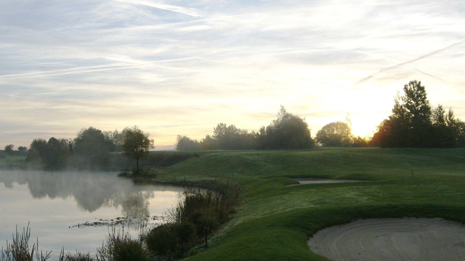 Golfplatz in Aschheim