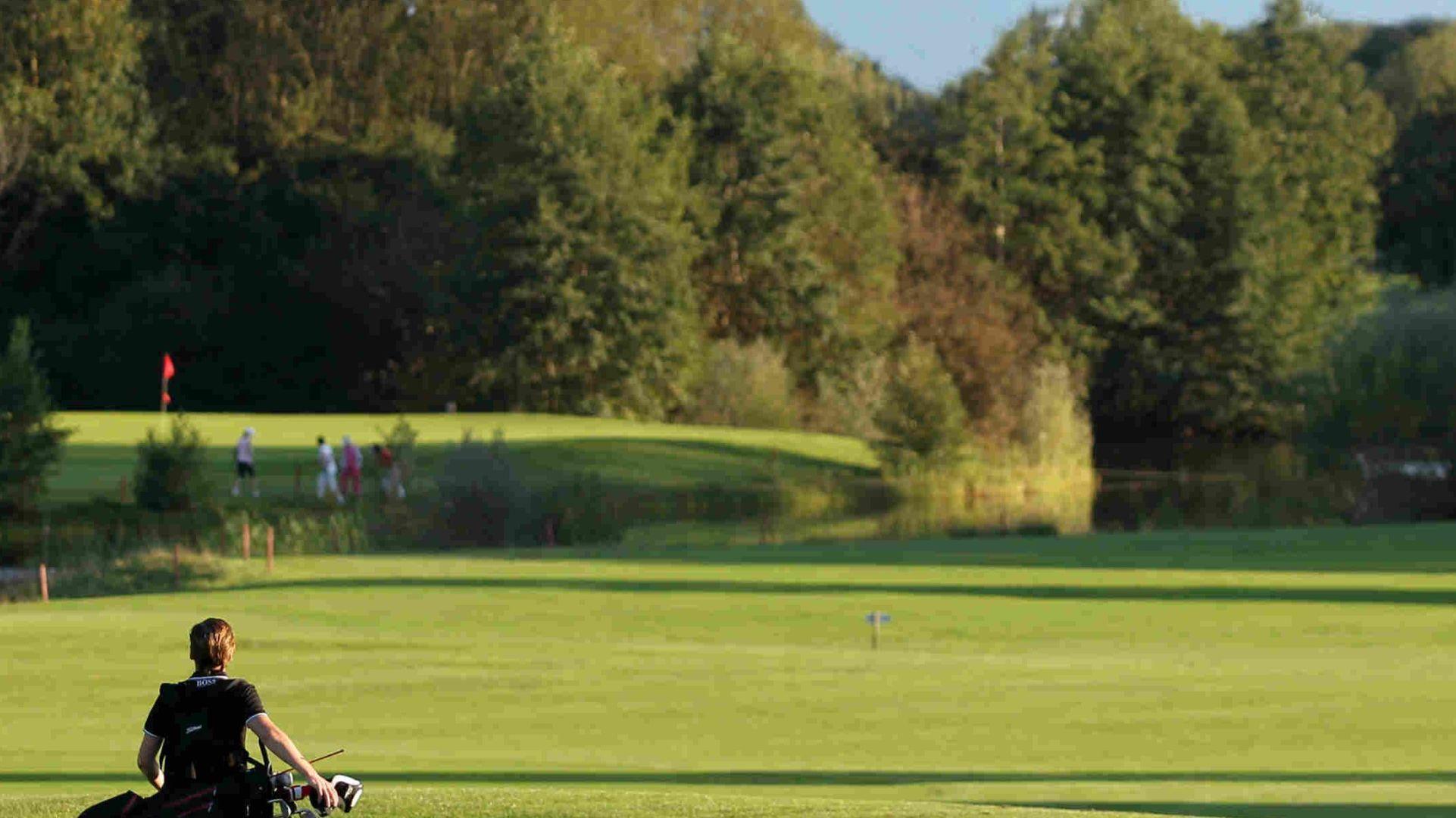 Golfplatz in Wolfratshausen