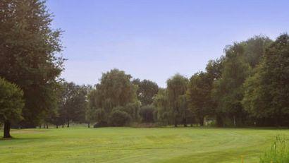 Golfplatz in Ingolstadt