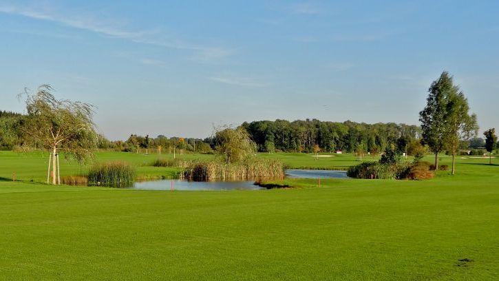 Golfplatz in Ehingen-Rißtissen