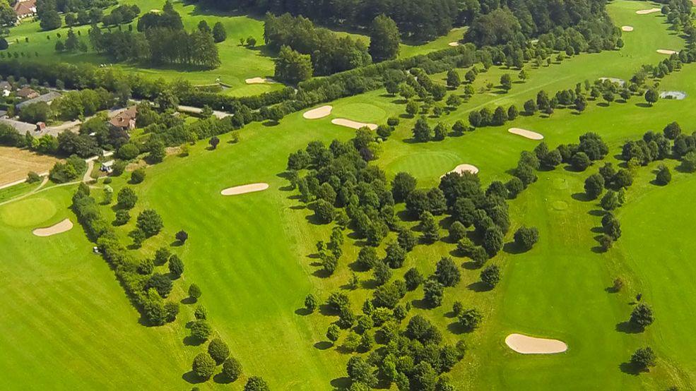 Golfplatz in Rheden