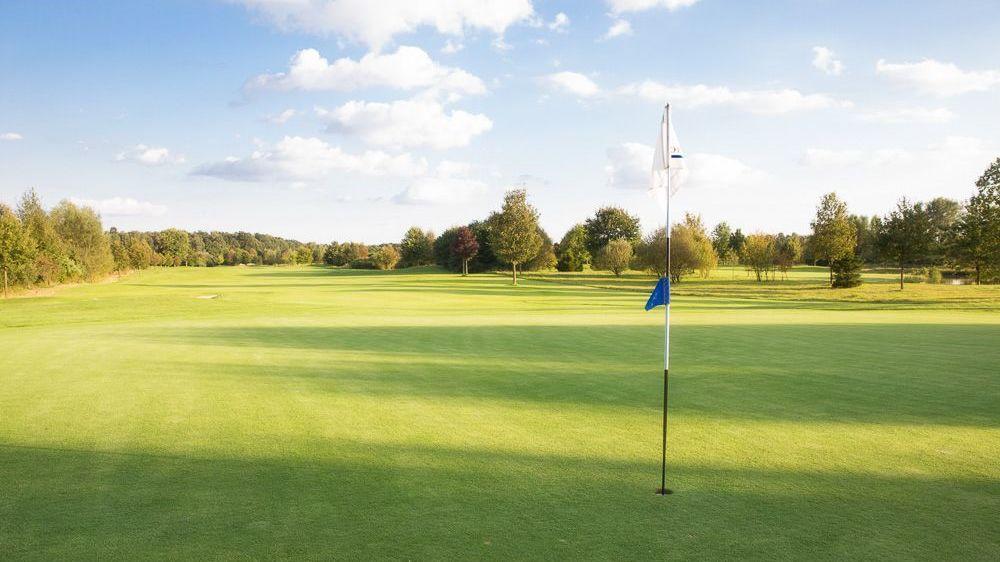 Golfplatz in Lotte-Wersen