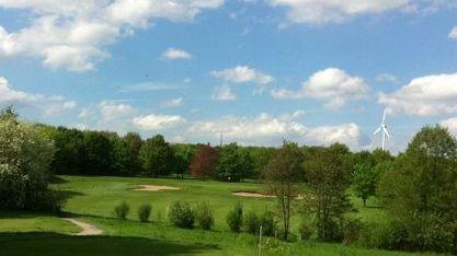 Golfplatz in Castrop-Rauxel