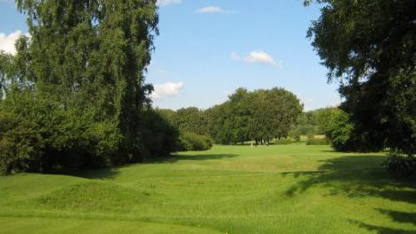 Golfplatz in Werl