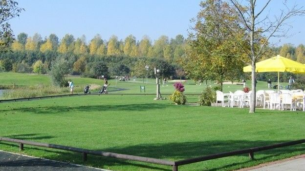 Golfplatz in Grevenbroich