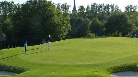 Golfplatz in Much