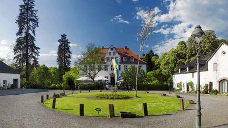 Golfplatz in Lindlar-Hommerich