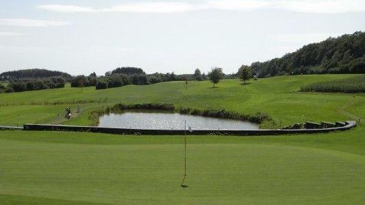 Golfplatz in Hückeswagen
