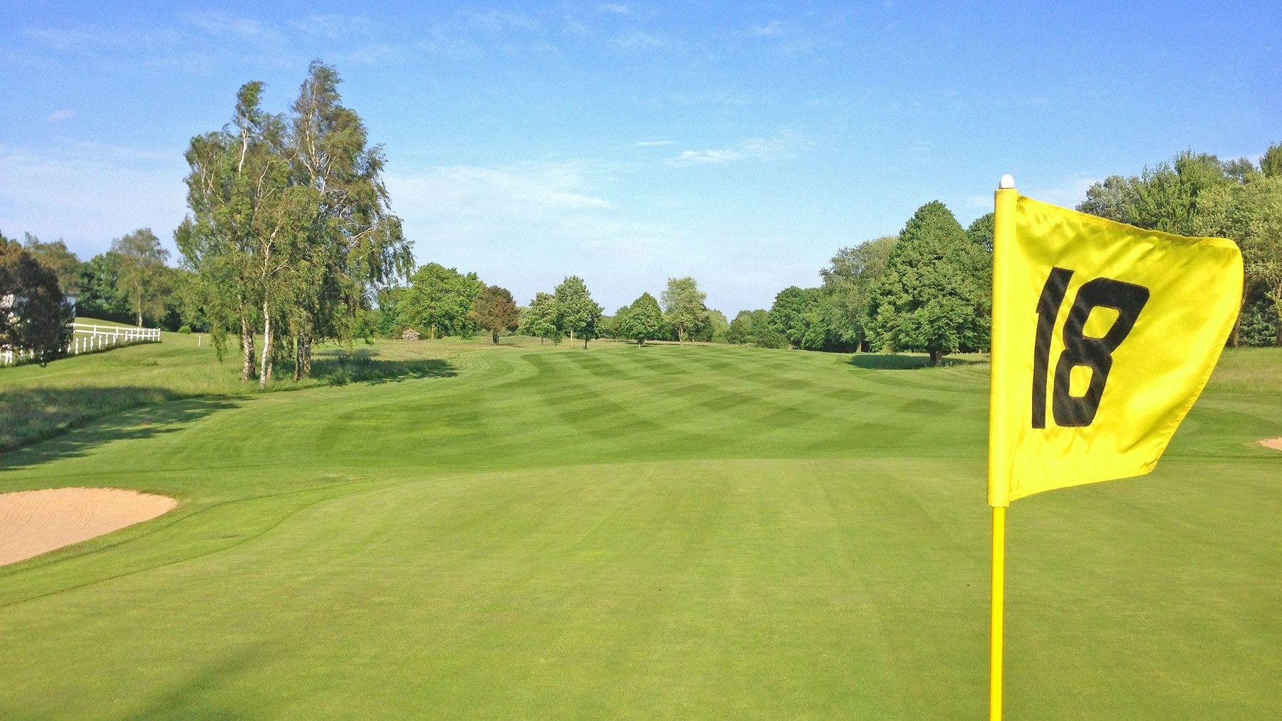 Golfplatz in Kisdorf
