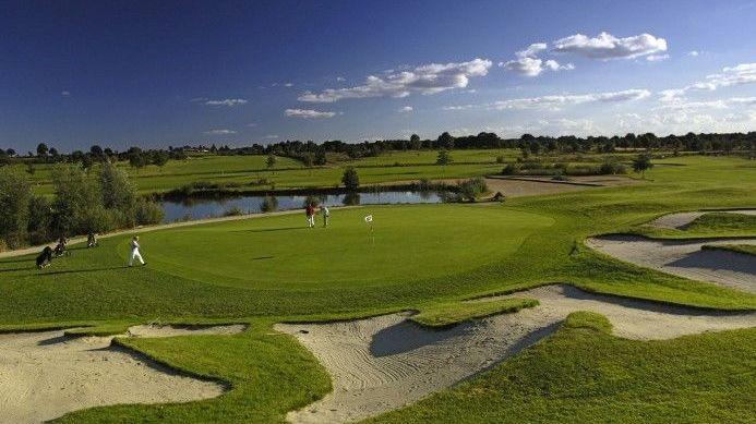 Golfplatz in Brunstorf