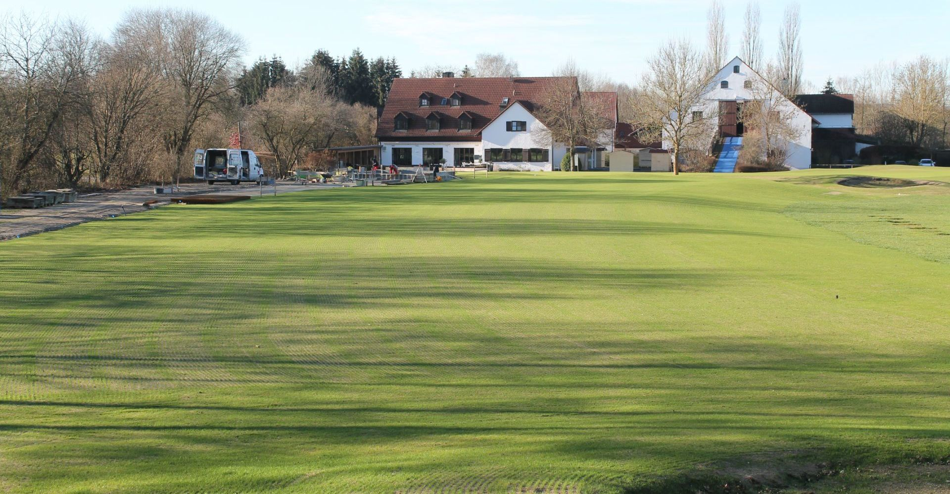 Golfplatz in Odelzhausen