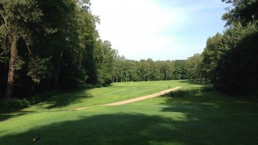 Golfplatz in Bergisch Gladbach