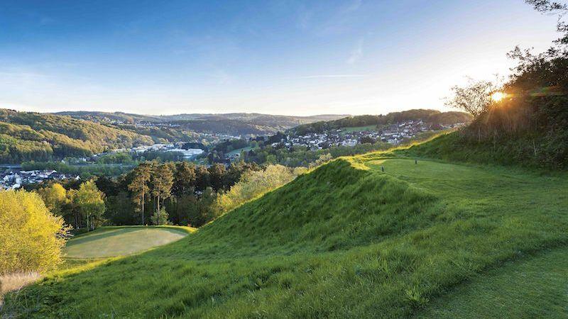Golfplatz in Overath - Steinenbrück