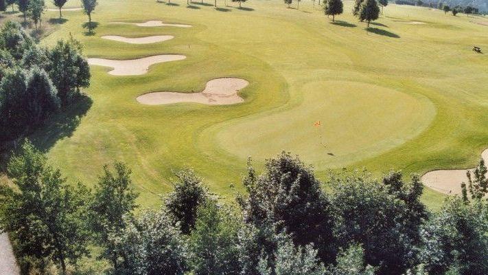 Golfplatz in Kürten