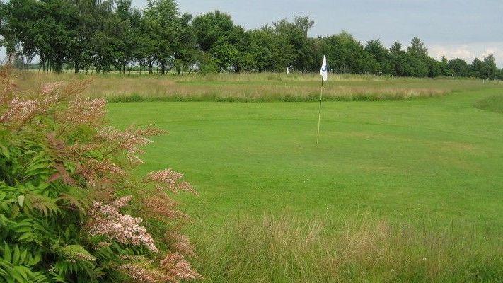 Golfplatz in Ismaning