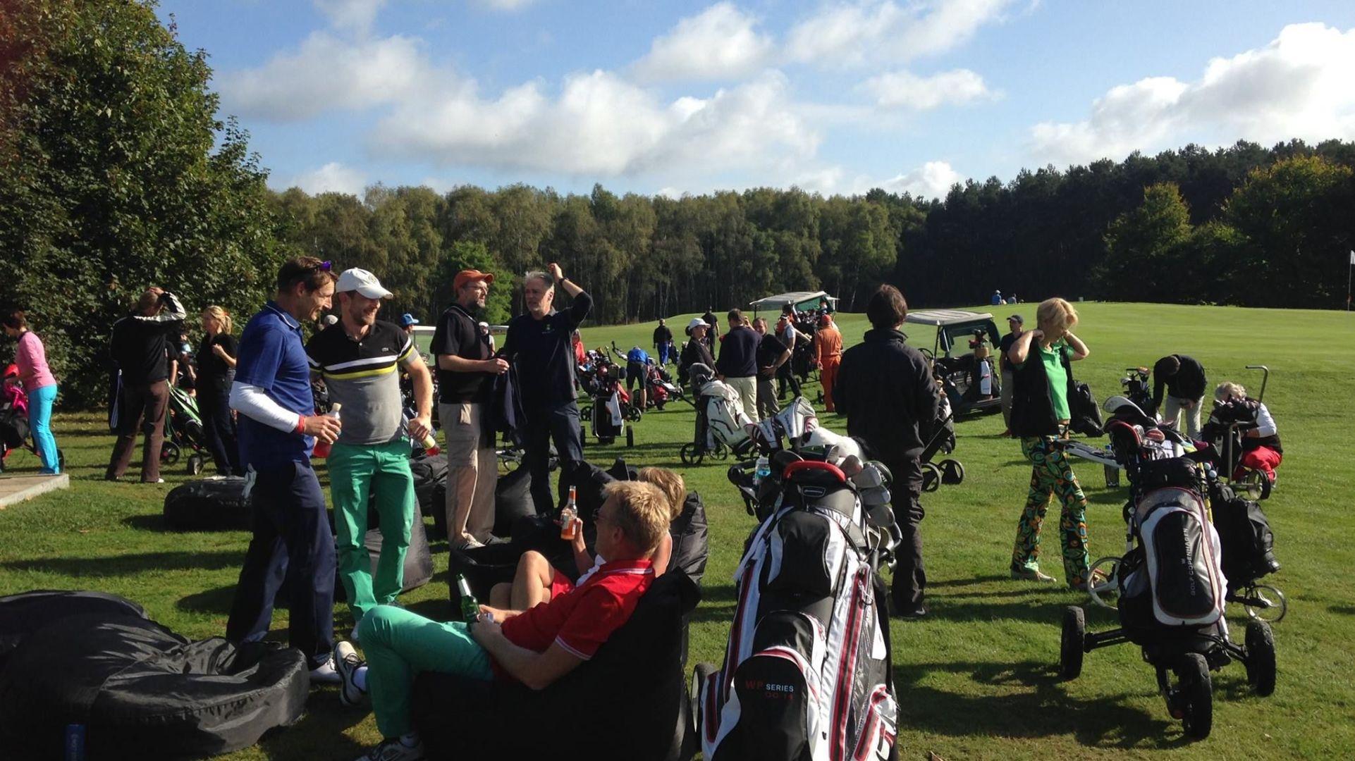 Golfplatz in Prenden