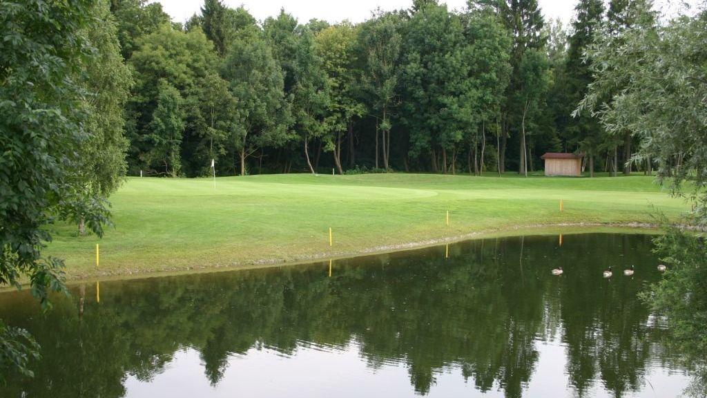 Golfplatz in Eschenried