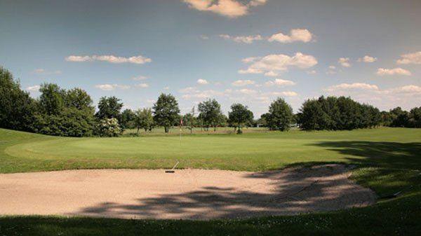 Golfplatz in Hamm-Drechen