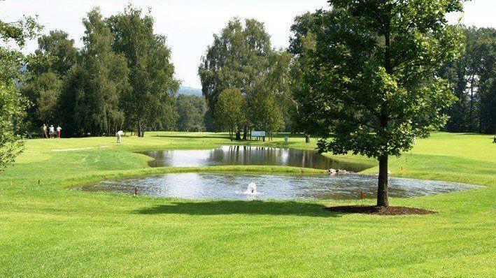 Golfplatz in Arnsberg