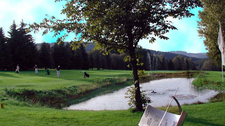 Golfplatz in Winterberg