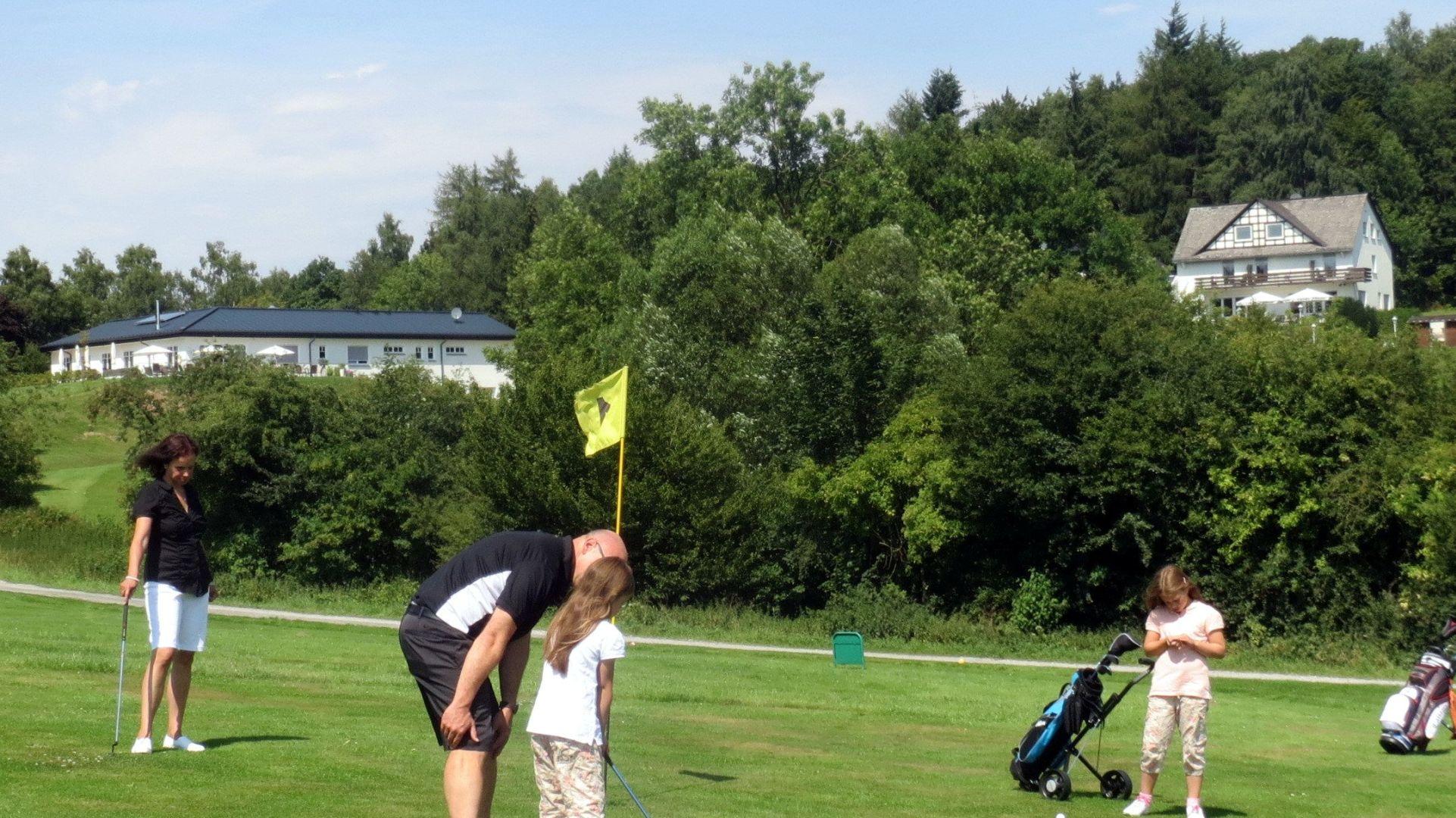 Golfplatz in Brilon