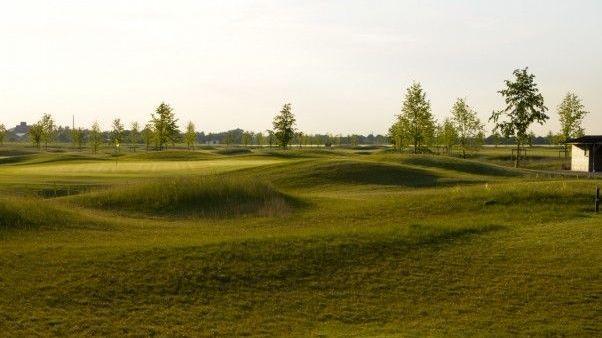 Golfplatz in Niedernberg