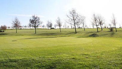 Golfplatz in Amorbach-Sansenhof