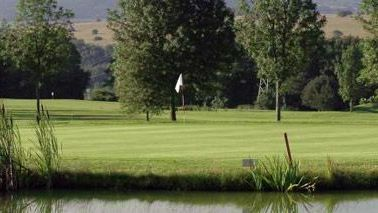 Golfplatz in Gersheim-Rubenheim