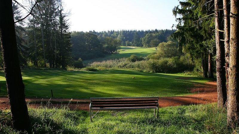 Golfplatz in St. Wendel