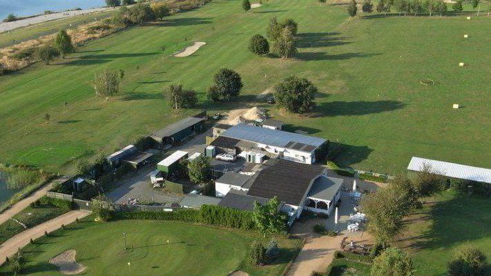 Golfplatz in Markkleeberg