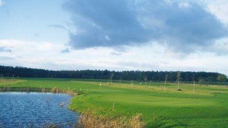 Golfplatz in Machern
