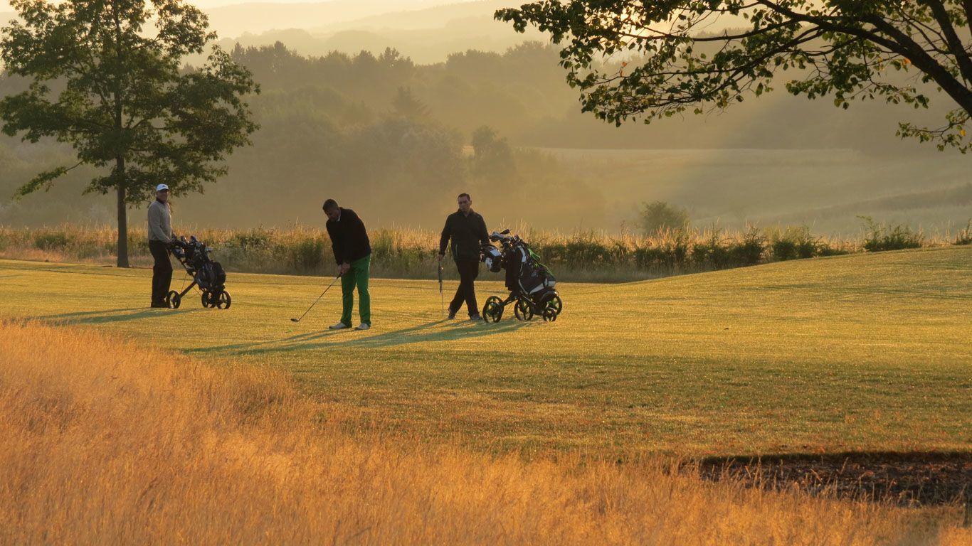 Golfplatz in Wadern-Nunkirchen
