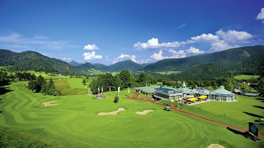 Golfplatz in Kössen
