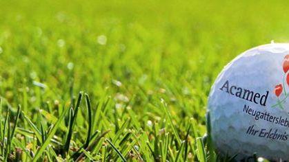 Golfplatz in Neugattersleben