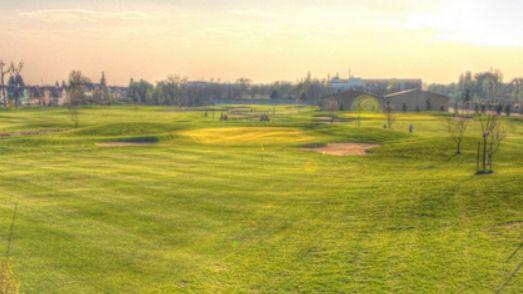 Golfplatz in Dessau