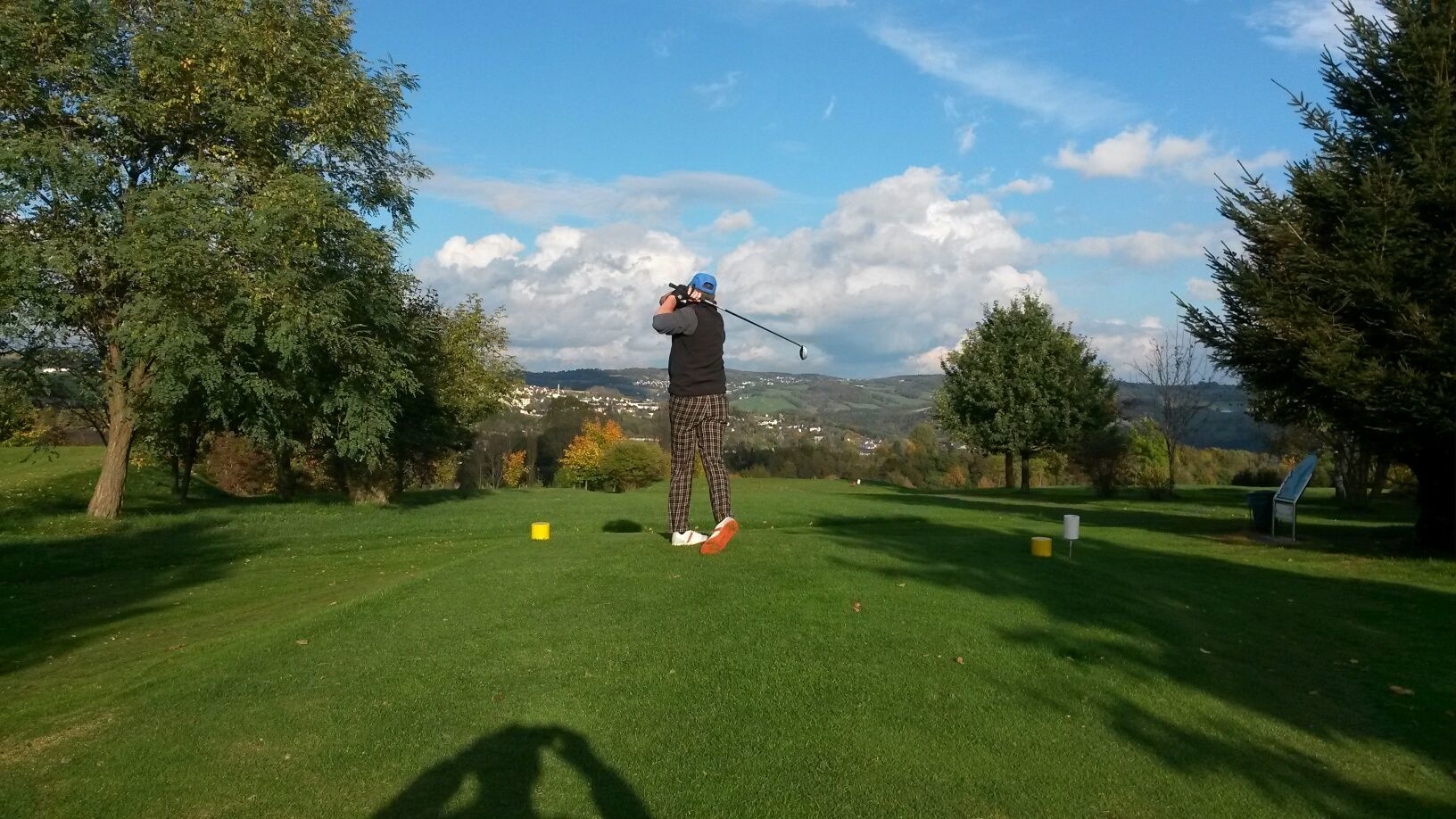 Golfplatz in Zschopau