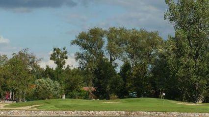 Golfplatz in Krugsdorf