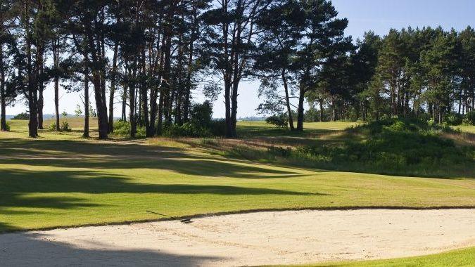 Golfplatz in Korswandt