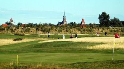 Golfplatz in Greifswald-Wackerow