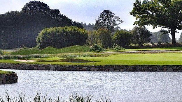 Golfplatz in Tangstedt